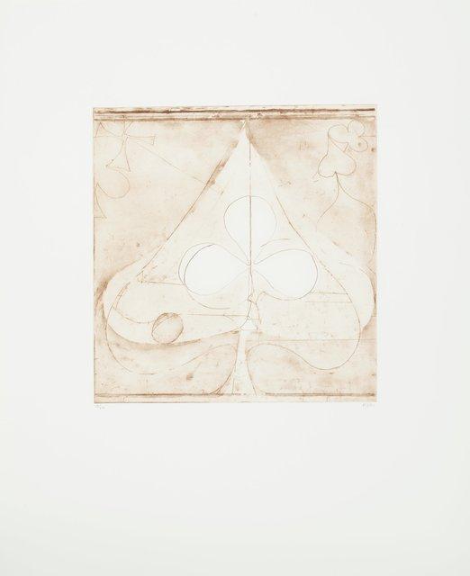 Richard Diebenkorn, 'White Club', 1981, Heritage Auctions