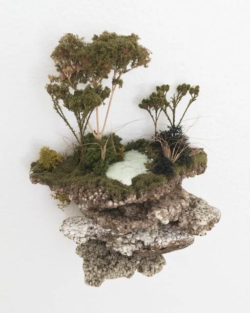 , 'Islands 12,' 2015, Hashimoto Contemporary
