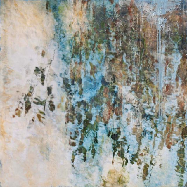 Thea Schrack, 'Green on Water', 2015, Julie Nester Gallery