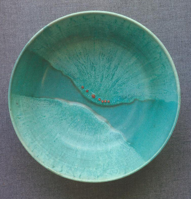 , 'Bowl with Carnelians,' ca. 1950s, Reform Gallery