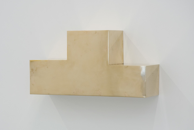 , '1.2.3.,' 2007, Konrad Fischer Galerie