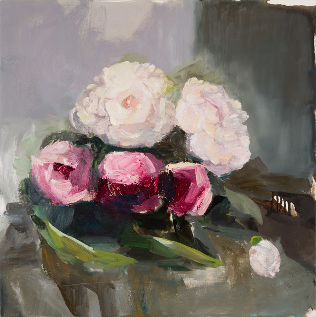 , 'For You, I Bought Peonies,' 2016, Winsor Gallery