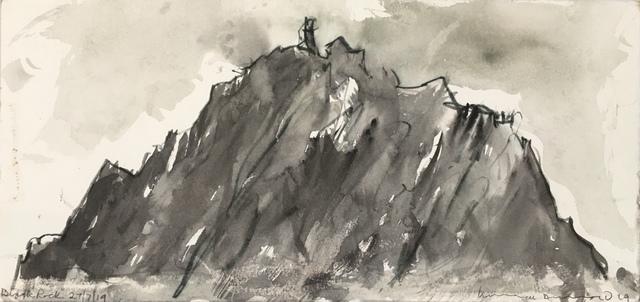 Norman Ackroyd, 'Black Rock (I)', 2019, Eames Fine Art