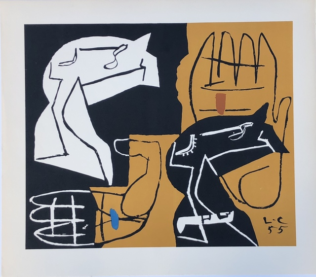 Le Corbusier, 'Tapisseries', 1955, Denis Bloch Fine Art
