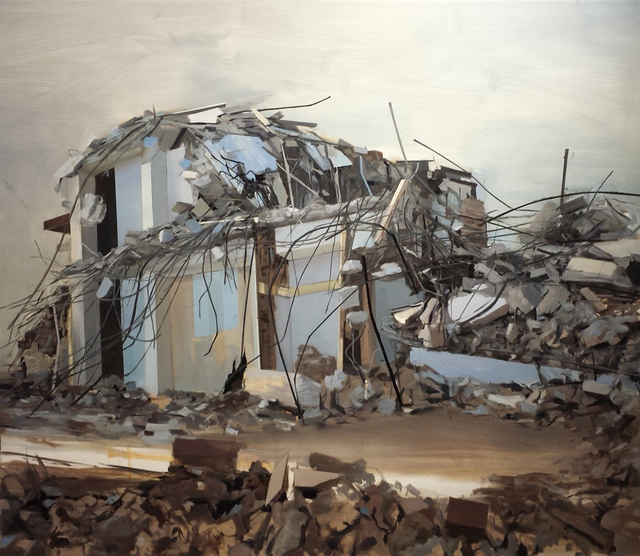 , 'House (Jersey City),' 2007, G. Gibson Gallery