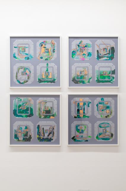 Marcos Lutyens, 'Environ-mental', 2019, Alberta Pane