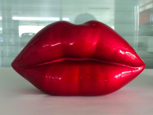 , 'The Kiss - Small Red,' , Art Angels