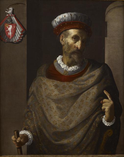 , 'Celebrative Portrait of Roberto di Castiglione ,' 1625, Brun Fine Art