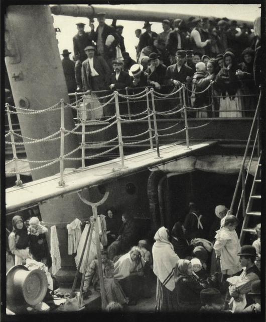 , 'Alfred Stieglitz, The Steerage, 1907,' 1907, Shapero Modern