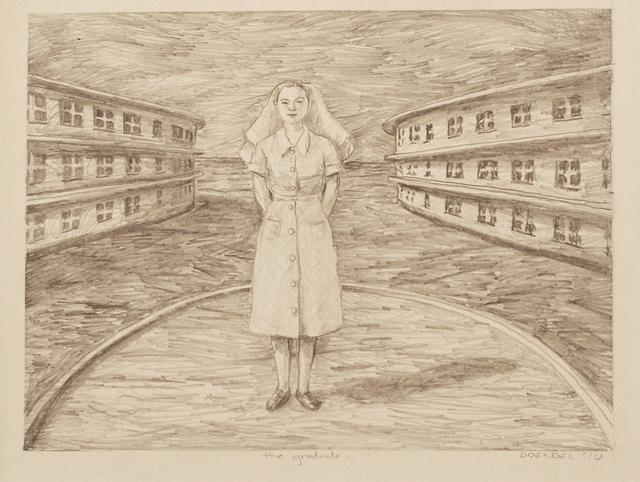 , 'The Graduate,' 2010, The Art Vault