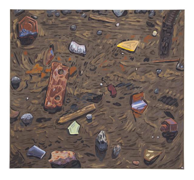 , 'Desert 1,' 2018, Peter Blum Gallery