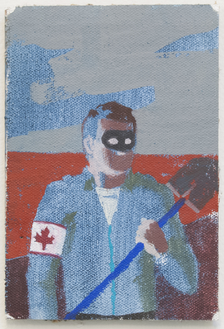 , 'John N.R. Wayne,' 2014, Adah Rose Gallery