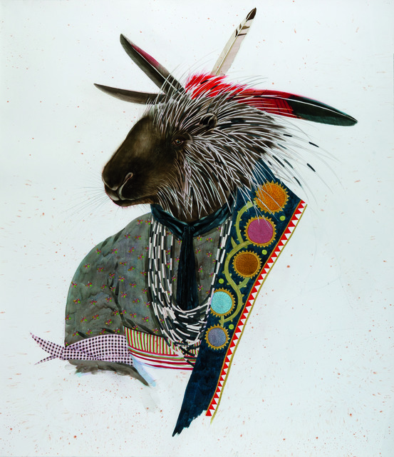 , 'Porcupine,' , Dowling Walsh