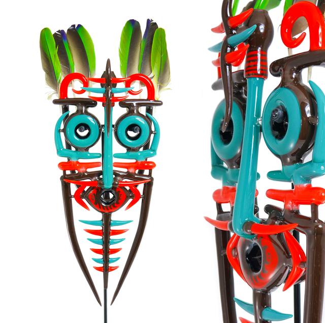 , 'Sequoia Seeker,' 2015, Joseph Gross Gallery