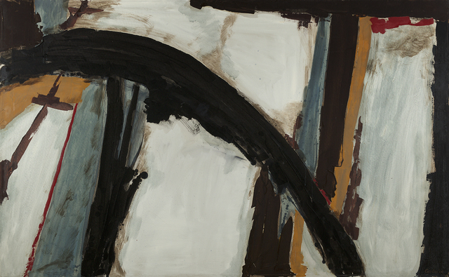 , 'Bent Steel,' 1974, Berry Campbell Gallery