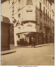 Hôtel du Griffin, 52 rue André des Arts