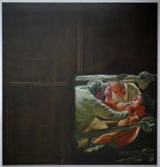 , 'Cross,' 2012, D+T Project