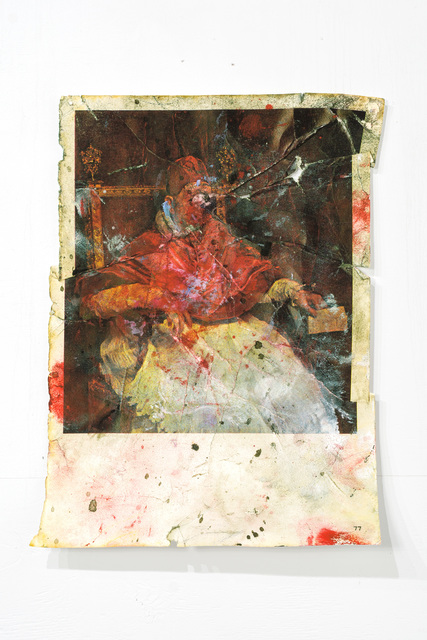 , 'Pope Innocent X, After Velásquez and Bacon,' 2014, Proto Gallery