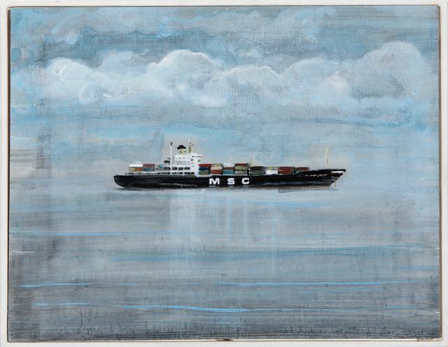 , 'Sea Point,' 2017, Barnard