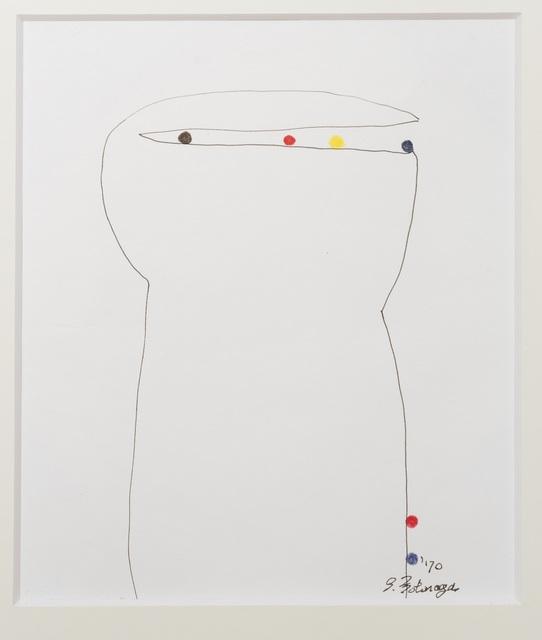 , 'Work,' 1970, De Primi Fine Art