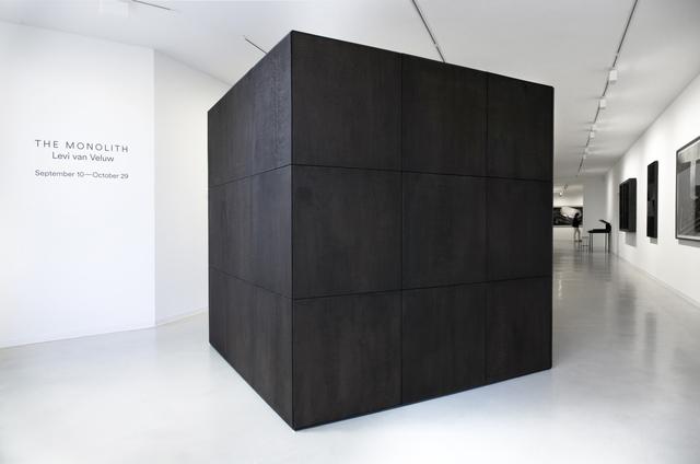 , 'The Monolith,' 2016, Galerie Ron Mandos