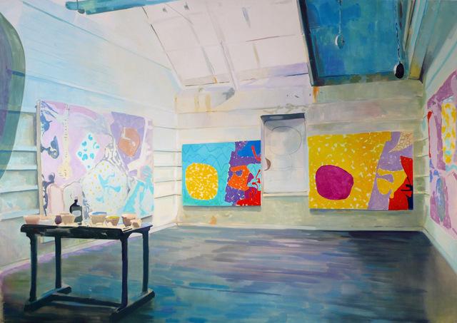 , 'First Studio (Porthmeor),' 2012, Frestonian Gallery