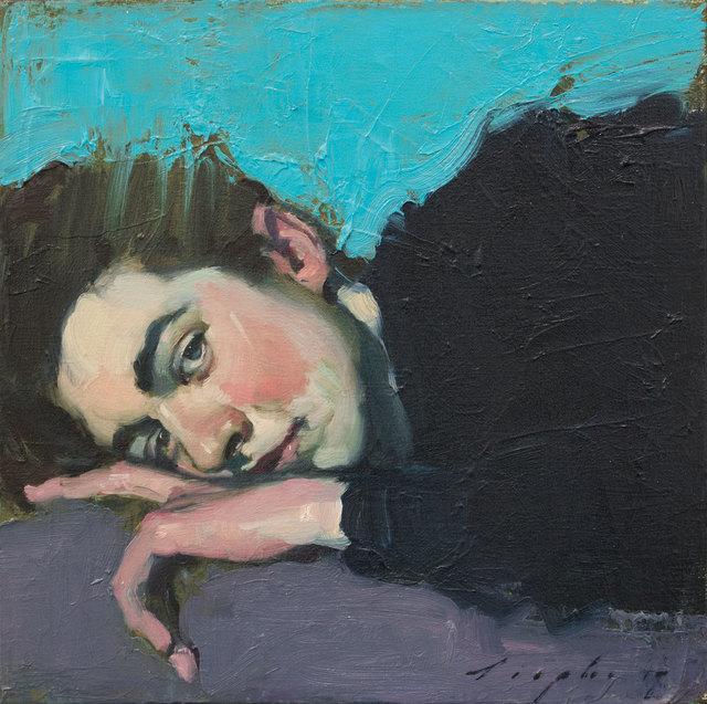 , 'Resting ,' 2017, Pontone Gallery