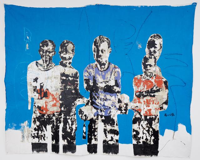 , 'Kpé-Kpéro de Poy-City,' 2017, Jack Bell Gallery