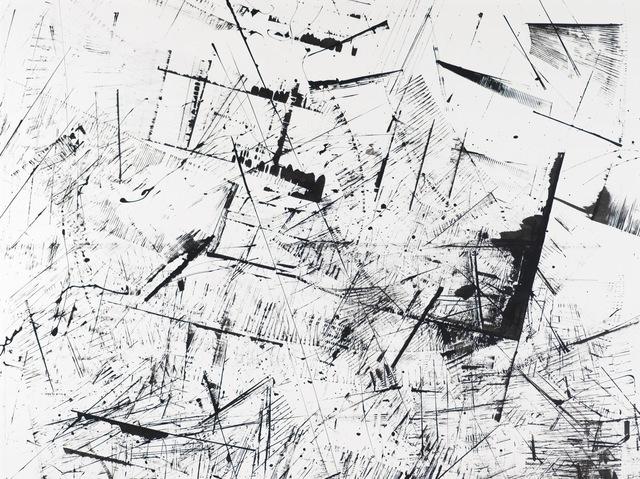 , '20170215 43°11°,' 2017, Galerie Dutko