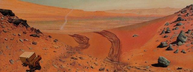 , 'Mars ,' 2016, NK Gallery