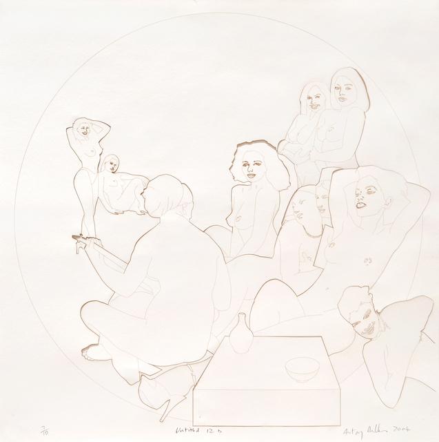 , 'Untitled 12b,' 2004, The Mayor Gallery