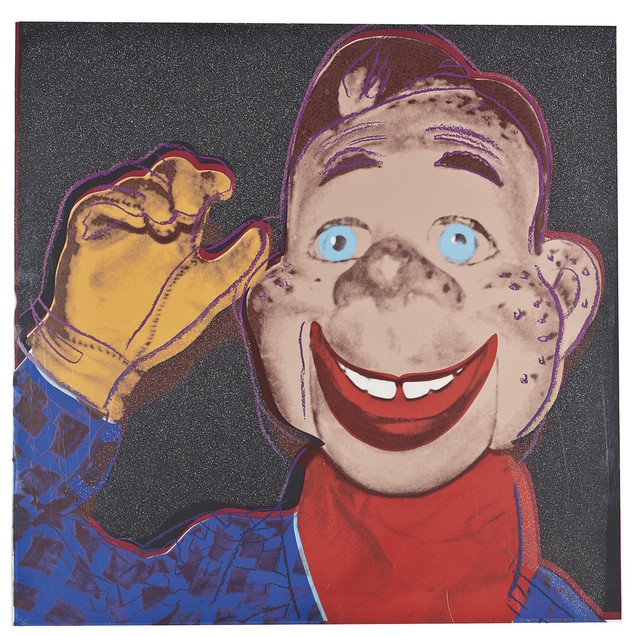 , 'Howdy Doody (FS II.263) ,' 1981, Revolver Gallery