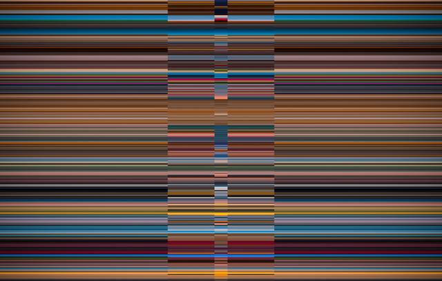 Fernando Velázquez (b. 1970), 'da série Mindscapes, #115', 2020, Print, Algorithmic image, Zipper Galeria