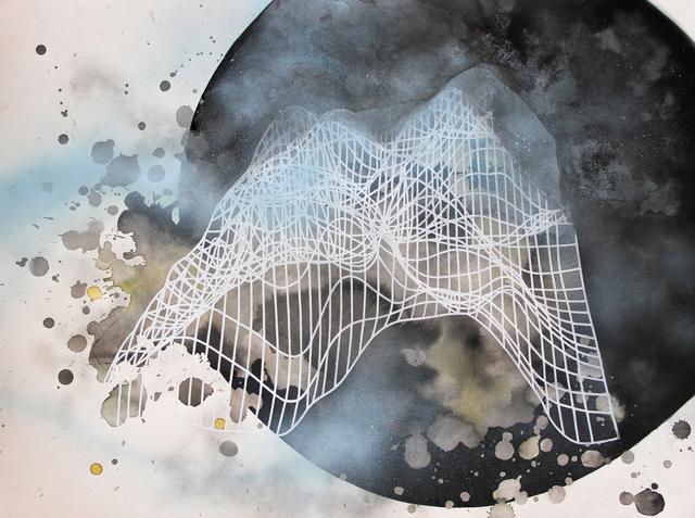 , 'Skeleton III 《框架 III 》,' 2013, W.Ming Art
