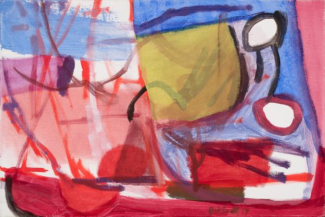 , 'Shade Garden II,' 2017, Hollis Taggart Galleries