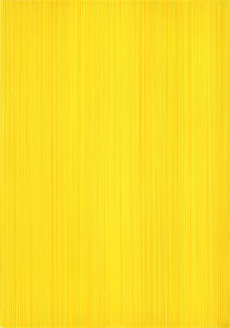 , 'Who Likes Yellow?,' 2017, Hakgojae Gallery