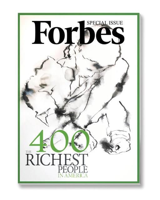 , 'Encres sur presse - Forbes avec petit mendiant,' , Mark Hachem Gallery