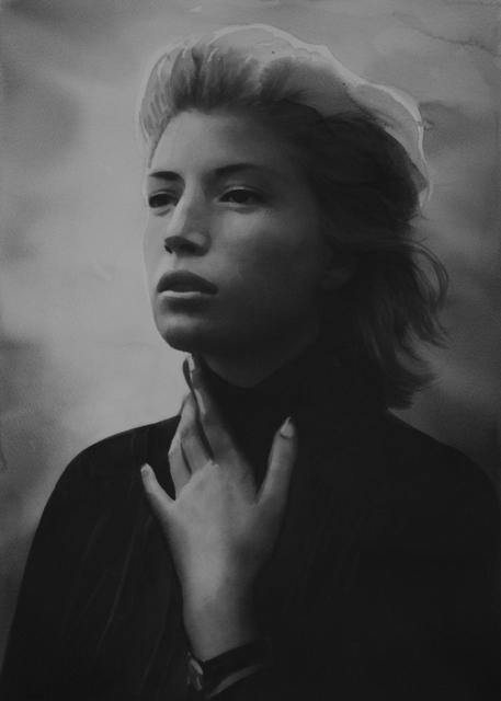 Radenko Milak, 'Monica Vitti, From the Series Endless', 2019, PRISKA PASQUER