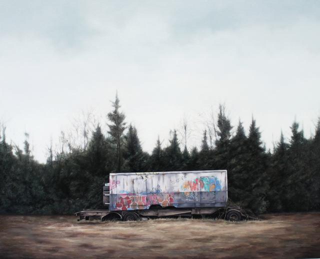 Moisés Jácome, 'La caja', 2018, Eme Espacio de Arte