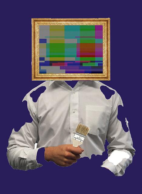 , 'No Signal,' 2018, NextStreet Gallery