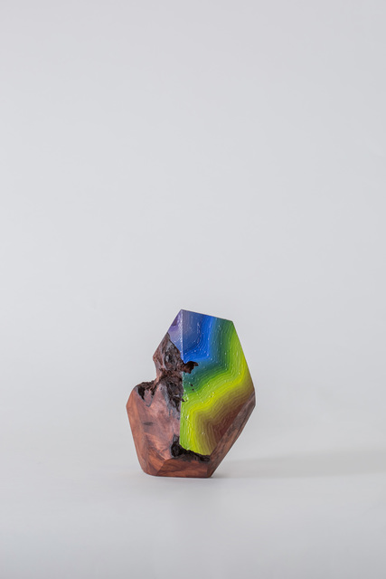 , 'Woodrock:BackyardBurl,' 2015, Alfa Gallery
