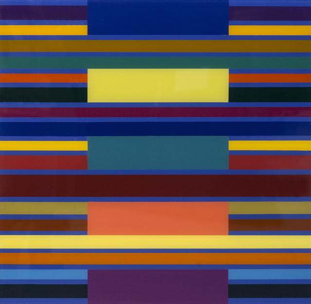 , 'The color of sound,' 2014, pop/off/art