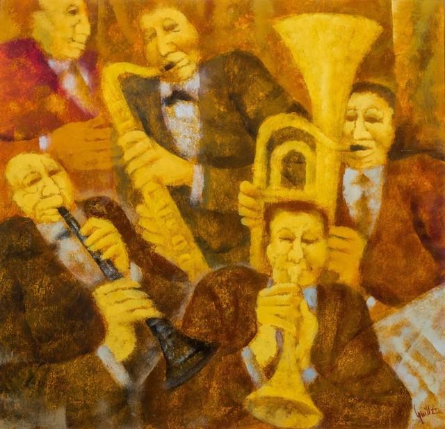 Remo Squillantini, 'Jazz', Finarte