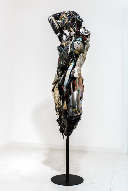, 'The dancer,' 2019, SimonBart Gallery