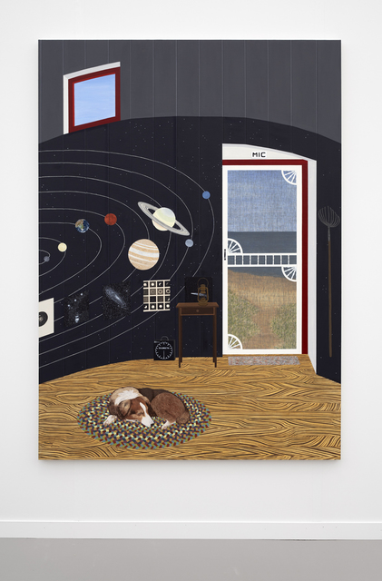 , 'Mic (Lighthouse with Solar System),' 2019, Jack Shainman Gallery