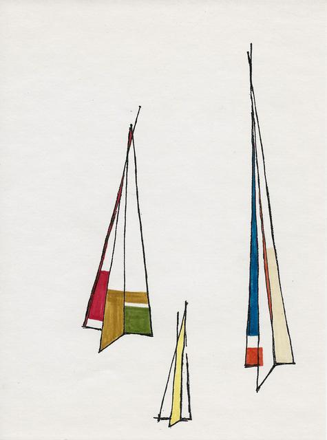 , 'Tarjeta de felicitación,' 1979, Galería La Caja Negra