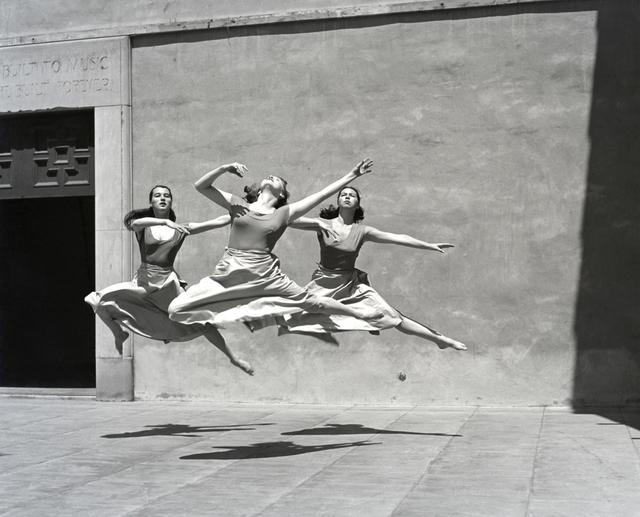 , 'Three Dancers, Mills College, 1929,' c. 1979-2001, Ryan Gallery