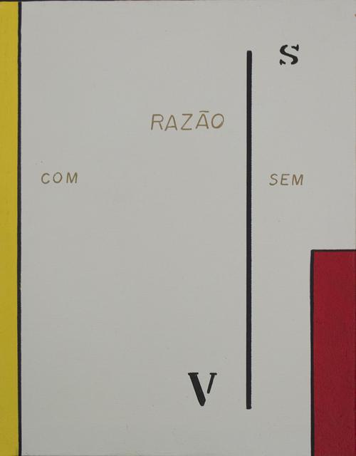 , 'Visual Poem,' 1983-1993, Galeria Karla Osorio