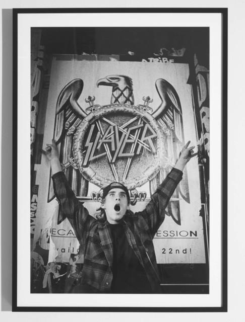 , 'Cardiel, Slayer,' 1991, The Hole