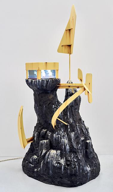 , 'return to formless island,' 2018, C24 Gallery